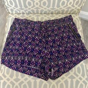 Purple Summer Shorts Forever 21💜☀️
